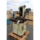 """CHEVALIER FSG-618M SURFACE GRINDER, 6"""" X 18"""" MAGNETIC CHUCK, ACU-RITE XY DRO, S/N A3837059"""