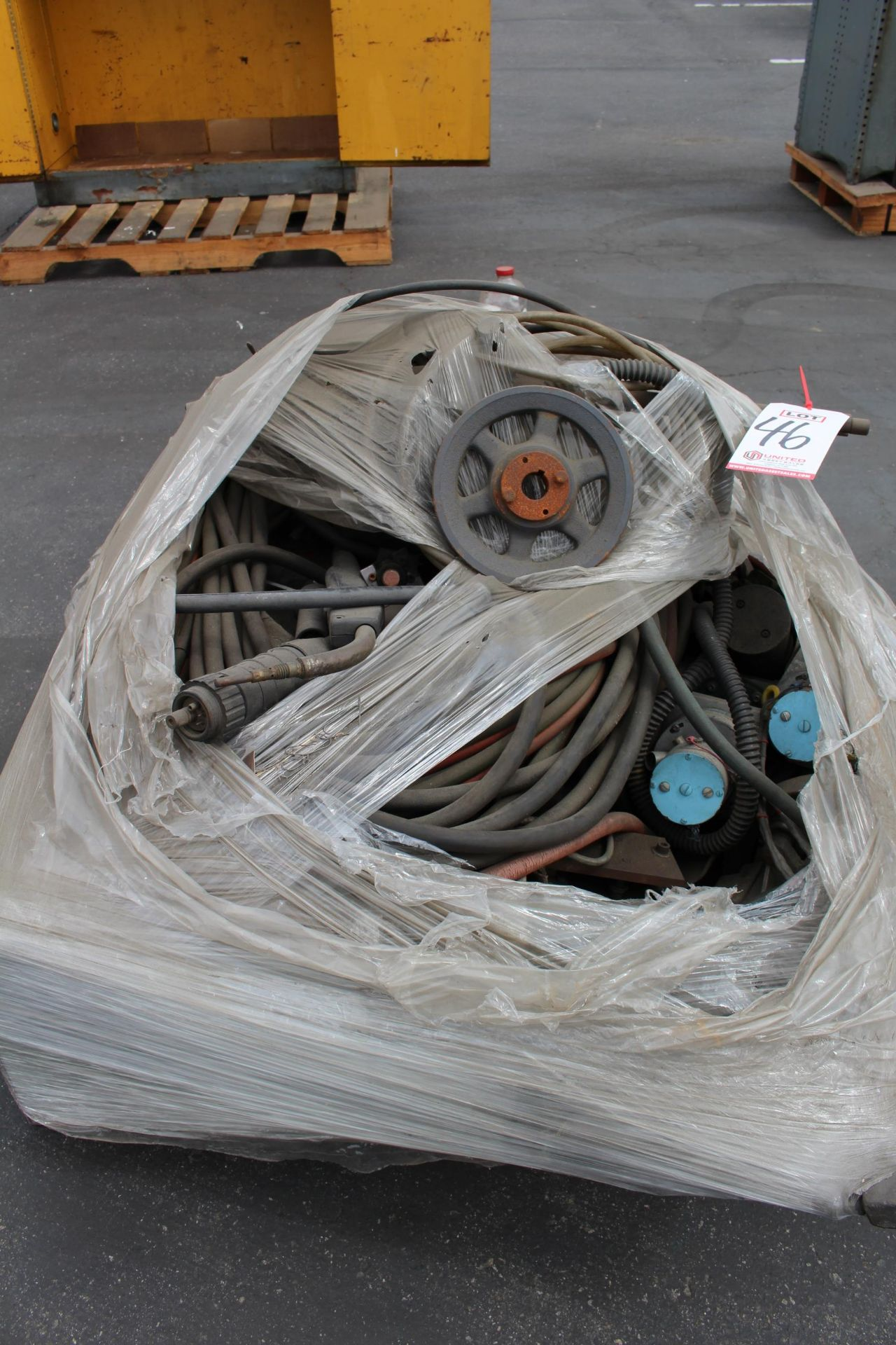 LOT - PARTS AND WIRE