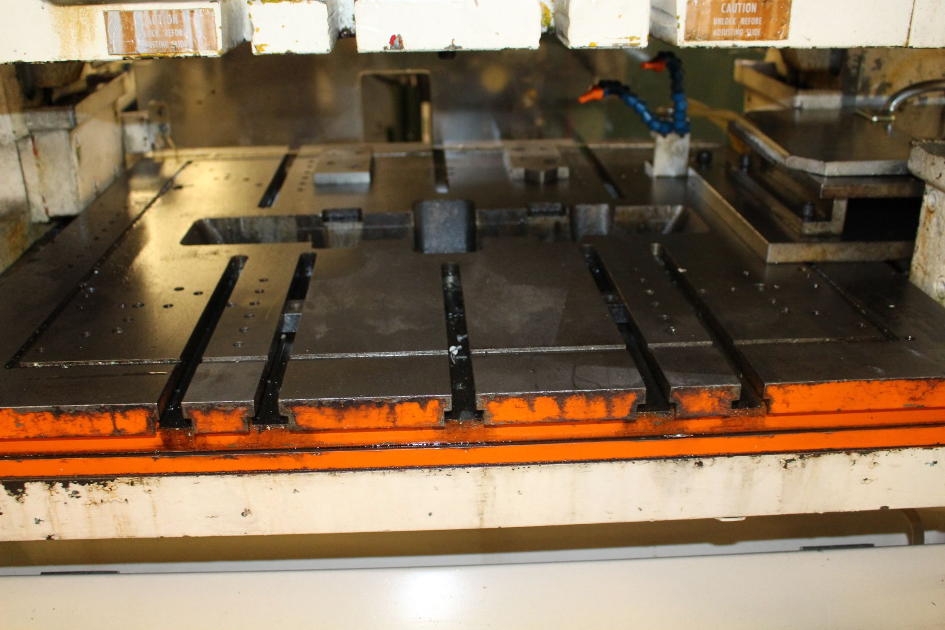 """MINSTER MODEL PM2-30-30 HIGH SPEED PUNCH PRESS, 30 TON CAPACITY, 30"""" X 20"""" BOLSTER, 0-1,000 SPM, 1- - Image 8 of 18"""