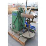 REGAL MODEL 1500-12-SRP COIL REEL, 1500 LB CAPACITY, S/N 7761931