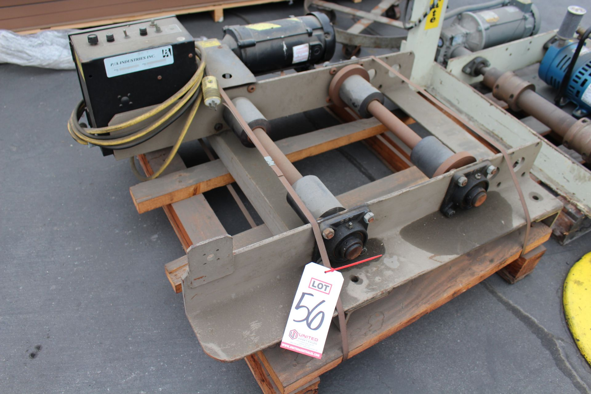 PA INDUSTRIES EQUIPMENT - Image 2 of 2