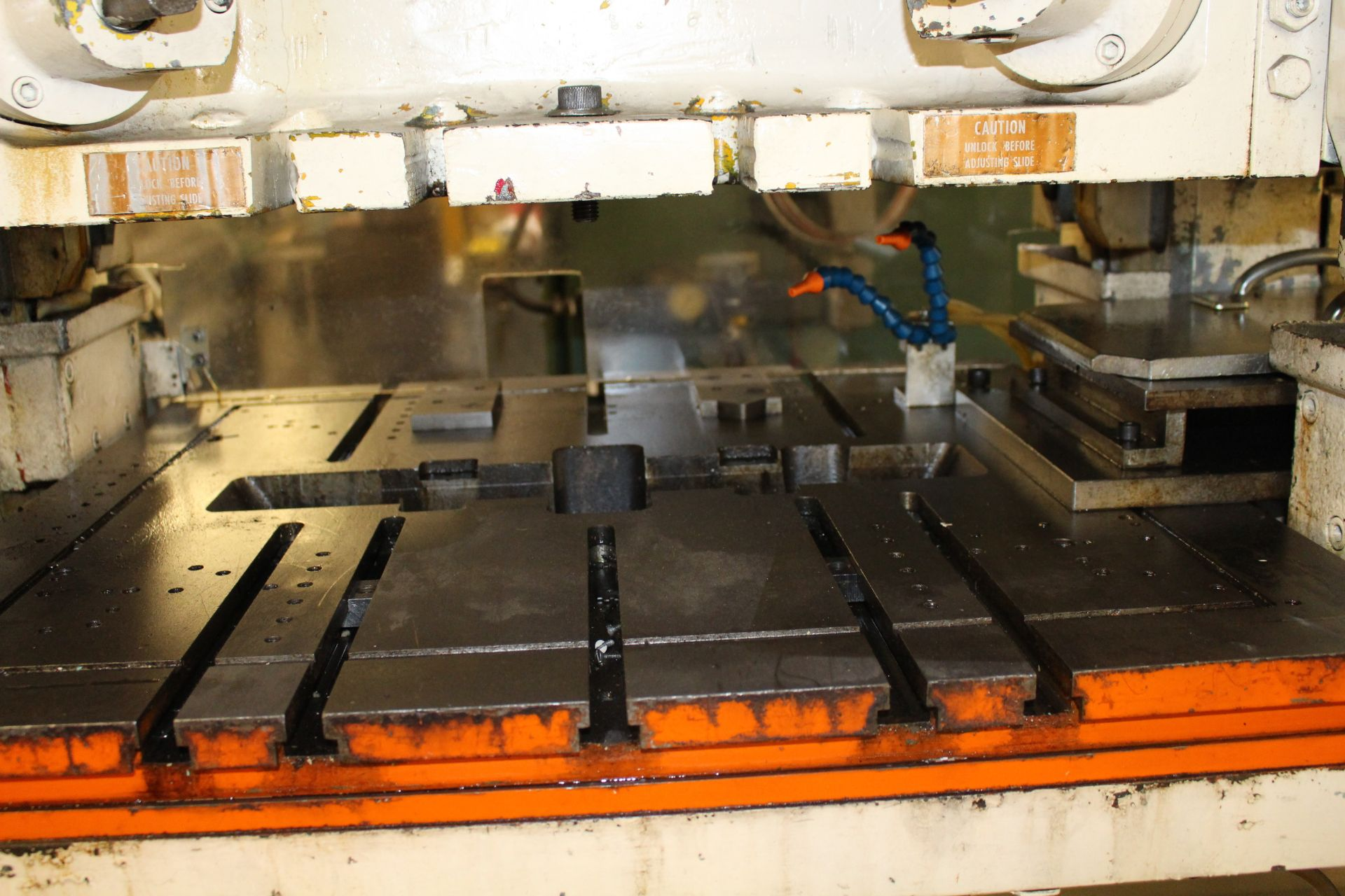 """MINSTER MODEL PM2-30-30 HIGH SPEED PUNCH PRESS, 30 TON CAPACITY, 30"""" X 20"""" BOLSTER, 0-1,000 SPM, 1- - Image 9 of 18"""