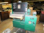 Lot 40 - TIMESAVER SPEEDBELT SANDER, MODEL 125-1M, S/N 12475