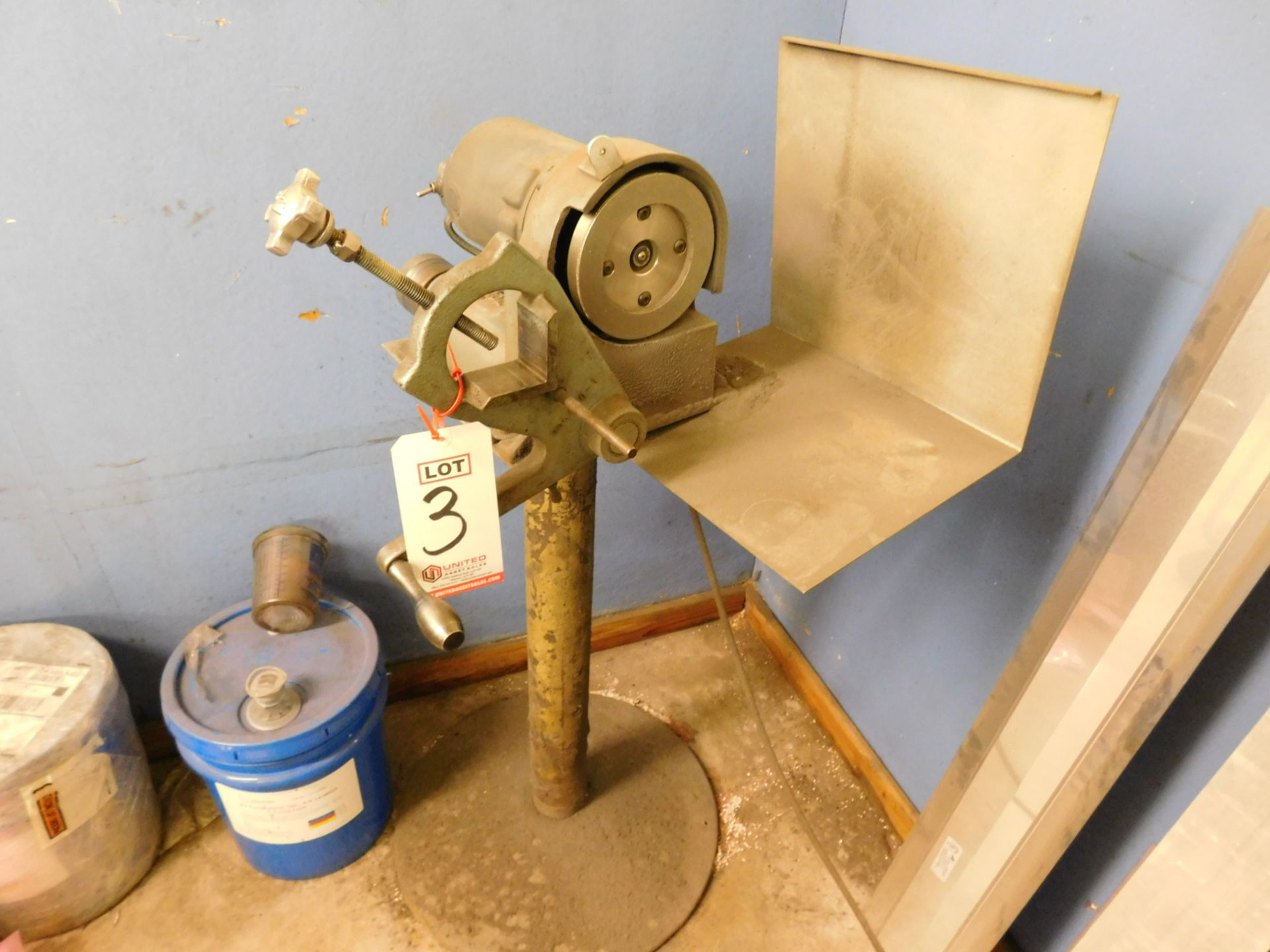 Lot 3 - UNITOOL DIE GRINDER, MODEL PDS870
