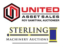 Lot 0B - THIS AUCTION IS PROUDLY CONDUCTED IN CONJUNCTION WITH STERLING MACHINERY AUCTIONS