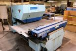 "Lot 5 - WIEDEMANN CENTRUM C-1000 PUNCH PRESS, FANUC 6M CNC CONTROL, 16-TON CAPACITY, 40"" X 40"" TABLE, 20-"