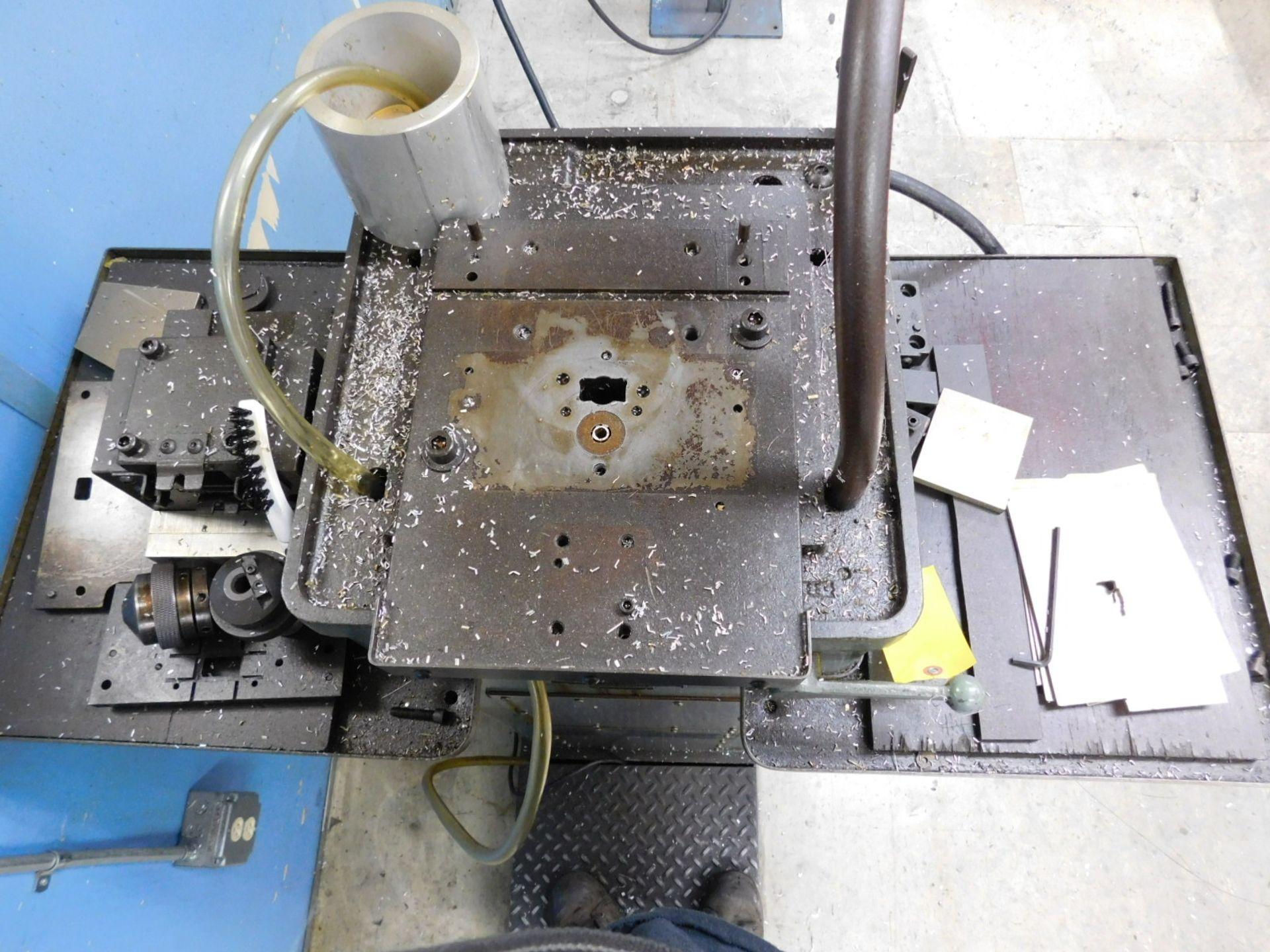 """Lot 19 - PIONEER VM-215-4 VERTICAL BROACHING MACHINE, 4-TON X 15"""" STROKE, S/N 1281"""