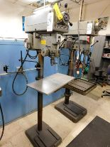 "Lot 29 - CLAUSING 15"" VARIABLE SPEED DRILL PRESS, MODEL 1689, S/N 529400, FLOOR STAND"