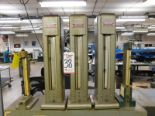 Lot 38 - LOT - (5) AIR GAGES: (3) SHEFFIELD PRECISIONAIRE MODEL 1501-10 AND (2) SHEFFIELD MODEL MP-12