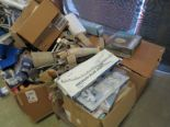Lot 1A - LOT - (2) PALLETS W/ MEDICAL SUPPLIES TO INCLUDE: BRACES, WALKERS, EXERCISE AND REHAB ITEMS