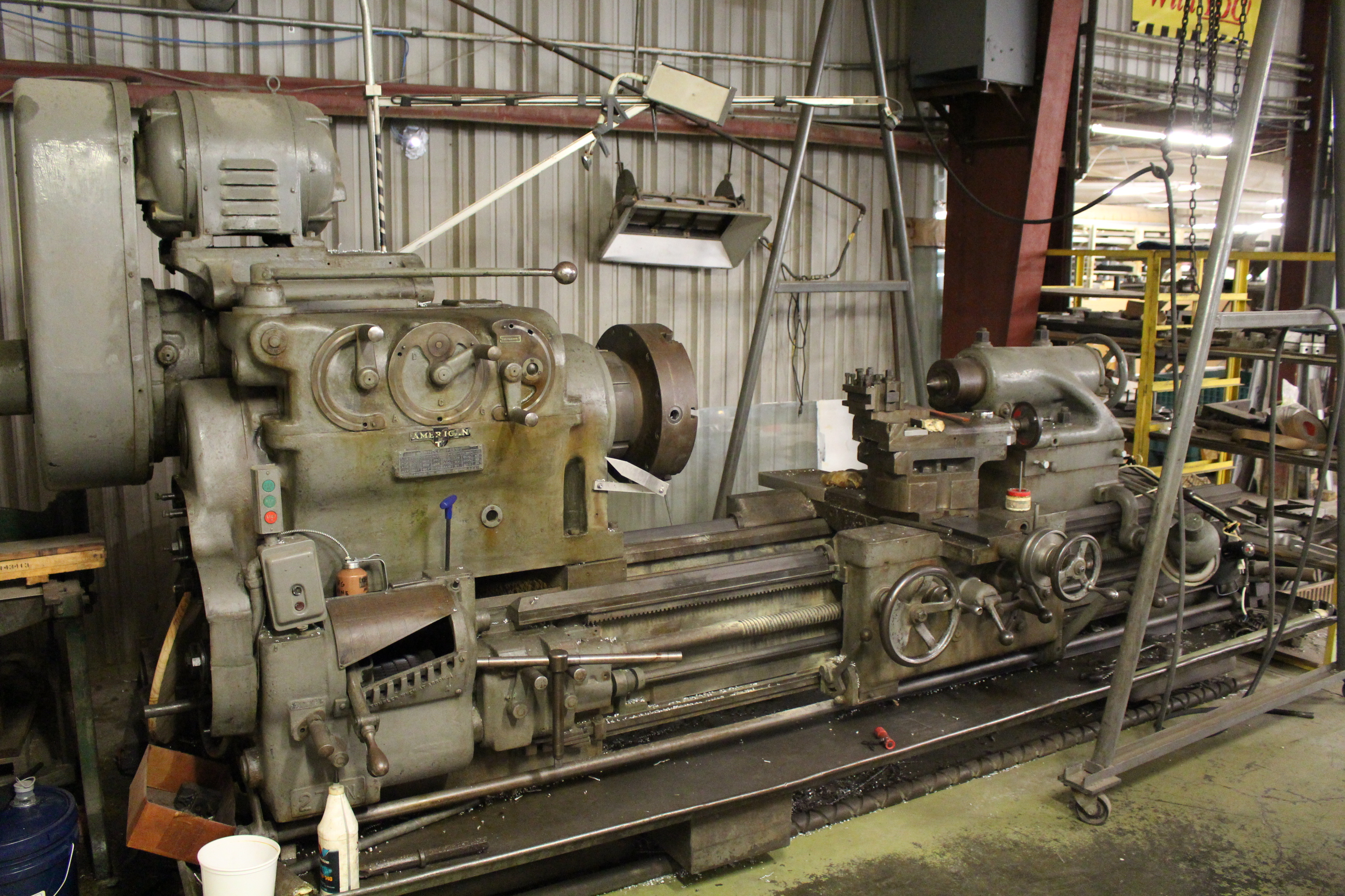 Lot 0A - SHOP AND MACHINERY PHOTOS