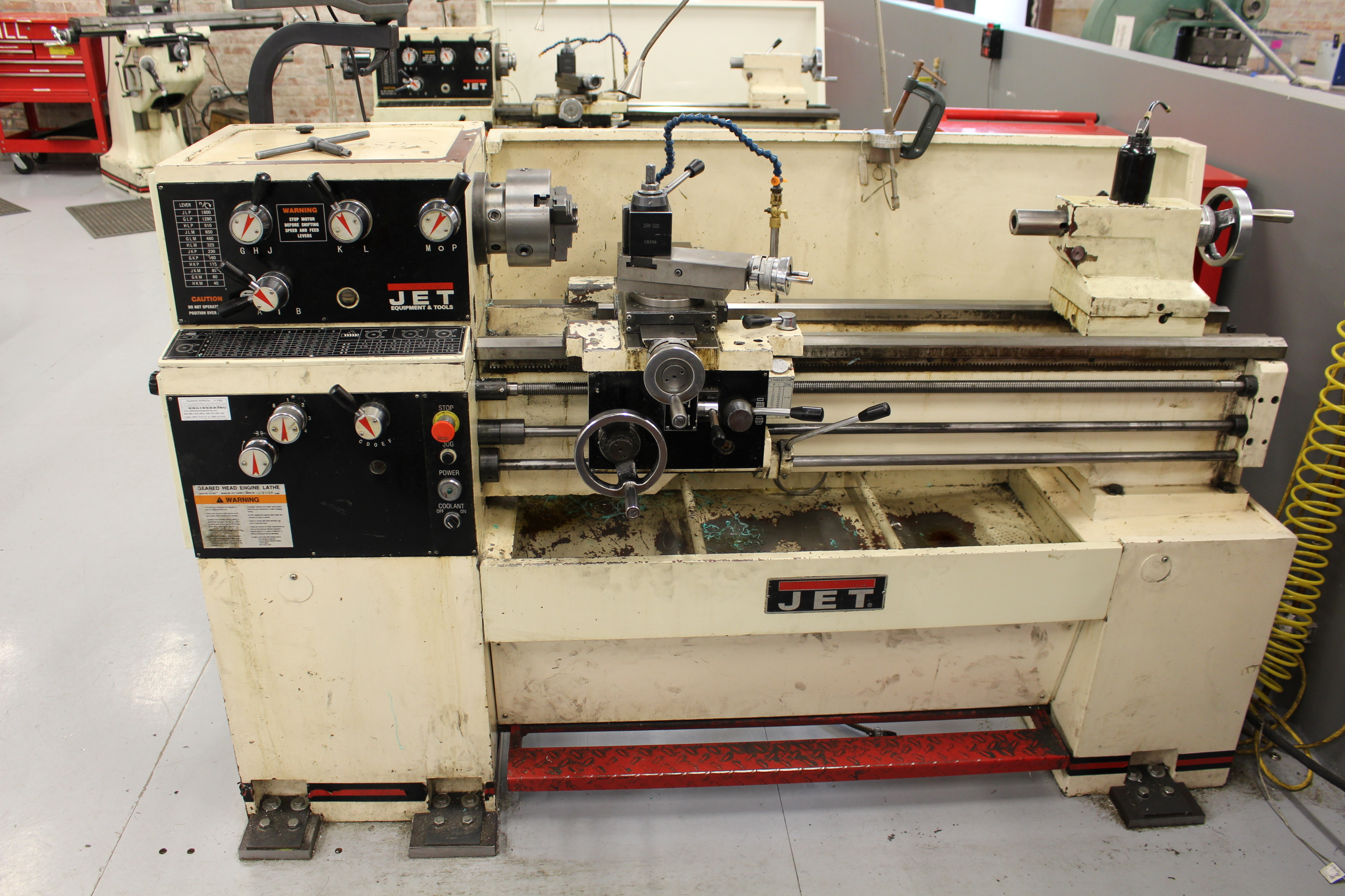 Lot 0A - SHOP PHOTOS OF MACHINERY & EQUIPMENT