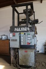 Lot 52 - 2005 PALMER MODEL CM25 CORE MAKER SYSTEM, PALMER M50XLD CONTINUOUS MIXER, ENCLOSURE, PUMPS AND