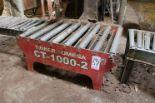 Lot 57 - TINKER OMEGA MODEL CT-1000-2 1000 LB COMPACTION TABLE