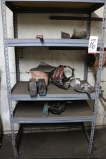 Lot 16 - 3' SHELF UNIT (NO CONTENTS)