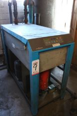 Lot 9 - HANKISON MODEL HPRP200-468 200 CFM AIR DRYER, S/N H200A46001100187