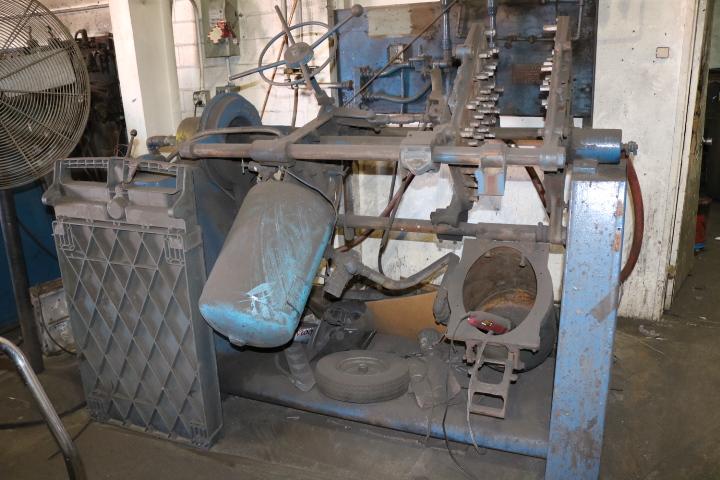 Lot 0A - BROCHURE, MACHINERY & EQUIPMENT PHOTOS