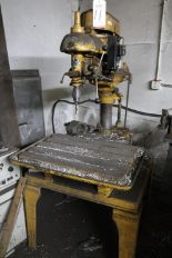 Lot 11 - WALKER TURNER RADIAL DRILL