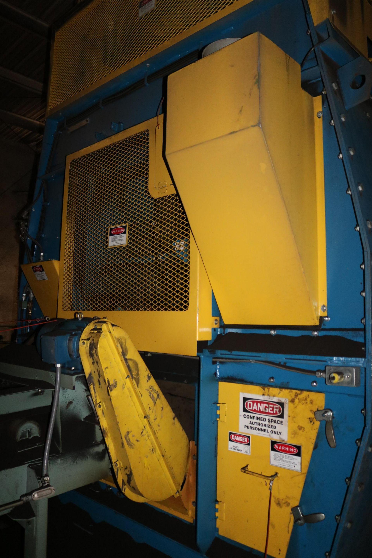 Lot 31 - 2012 STATES MODEL M2500 TWO STAGE RINGMULLER, ALLEN BRADLEY SLC5/02 PLC CONTROLS, S/N M2500-100-30-