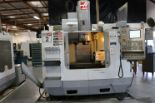 "Lot 13 - 2006 HAAS VF-2SS CNC VERTICAL MACHINING CENTER, TRAVELS: 30"" X 16"" X 20"", NEW SPINDLE 834 HOURS"