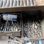 Lot 31 - 2 Boxes of Assorted Twist Drills.