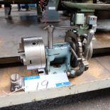 Lot 19 - A Horizontal Indexing Chuck, 6in 3 jaw chuck.