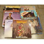 Vintage Retro 100 x Vinyl LP's NO RESERVE