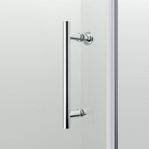 V47 800mm 6mm Elements Pivot Shower Door Rrp 163 299 99