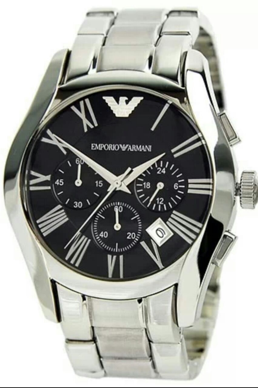 brand new gents emporio armani ar0673 silver bracelet watch with rh bidspotter co uk emporio armani watch user manual emporio armani connected watch instructions