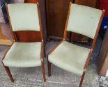 Lot 51 - Vintage Retro 2 x G Plan Chairs