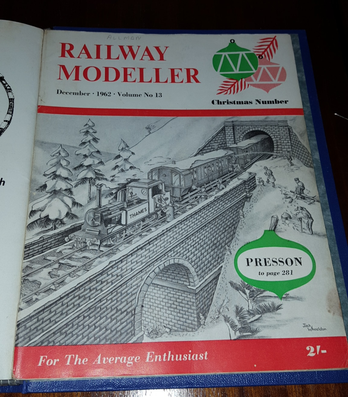 Lot 42 - 38 x Collectable Railway Magazines 'Railway Modeller' 1962, 1975 & 1980 NO RESERVE