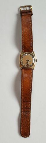 Lot 33 - Vintage Retro Jewellery Wrist Watch 9ct Gold Chester 1945 Hallmark