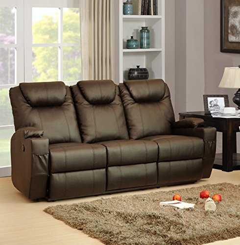 Best Leather Reclining Sofa Brands: Brand New Boxed Direct From The Manufacturers 3 Seater