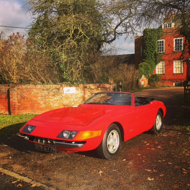 1974 SOUTHERN ROADCRAFT DAYTONA FOR SALE First Reg 1974