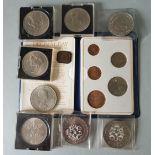 Vintage Collectable Coins Commemorative & Decimal Day Coins NO RESERVE