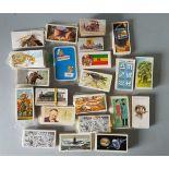 Vintage Parcel of Tea & Cigarette Cards Over 500 Cards NO RESERVE
