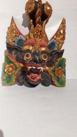 Lot 85 - Lot 85 Balineese mask