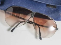 Vintage-Sonnenbrille, Carrera Porsche Design 5628 90, 1980/90er Jahre, faltbare Bügel. In Etui.