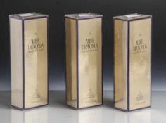 3 x Eau de Toilette, White Diamonds by Elizabeth Taylor, 100 ml. Originalverpackt.