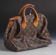 Damenhandtasche, Louis Vuitton, Speedy 25 Monogram Canvas, ca. 25 x 19 x 15 cm. Schöner,