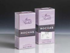2 x Eau de Parfum, Muse de Rochas, Rochas Paris, 50 ml, originalverpackt.