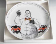 """Satireteller """"Helmut Kohl 'Die Leute in der Bundesrepublik würden von mir auch ein Auto kaufen'"""","""
