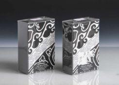 2 x Eau de Toilette, Leonard Homme, 100 ml, originalverpackt.