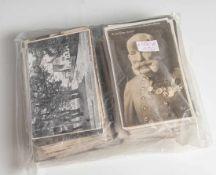 Konvolut alte Postkarten, 1. Hälfte 20. Jahrhundert/um 1900, über 260 Stück, deutsch, größtenteils