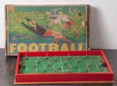 Krakpol Fussballspiel im Originalkarton, Polen.