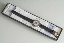 Dresdner-Frauenkirche-Uhr, Damenarmbanduhr zum Wiederaufbau der Frauenkirche Dresden,2004,