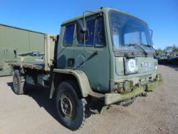 Direct from the UK MoD ONLINE AUCTION Qty 30 x Leyland Daf 4x4 Trucks inc Winch Trucks, Cargo Trucks, Tail Lifts, Flat Beds, LHD & RHD etc