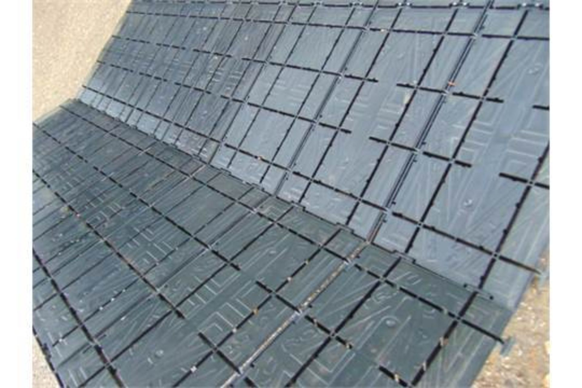 Lot 3 - Rola Trac Interlocking Flooring - Approx 49 Square Metres