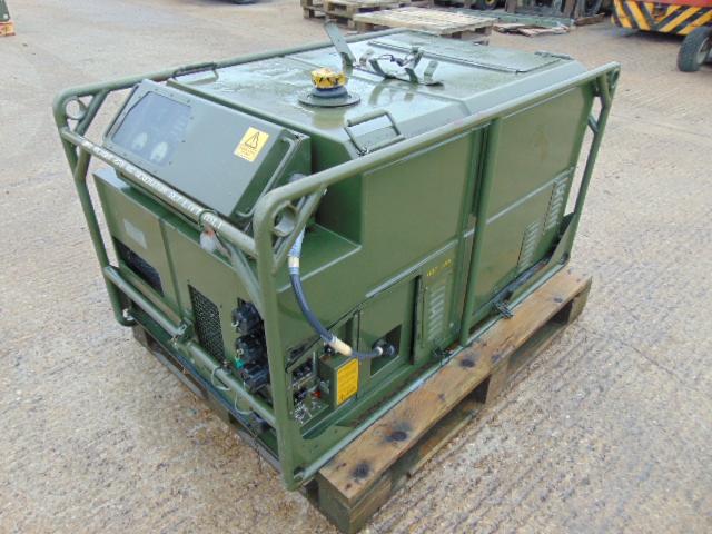 Lot 33 - Lister Petter Air Log 4169 A 5.6 KVA Diesel Generator