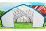 Lot 12 - Heavy Duty Storage Shelter 30'W x 70'L x 16' H P/No 3050SW-11P